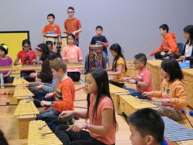 Orff instruments 275
